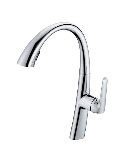 31036pull Down Faucet Kitchen Mixer Faucet Kitchen Faucet pictures & photos