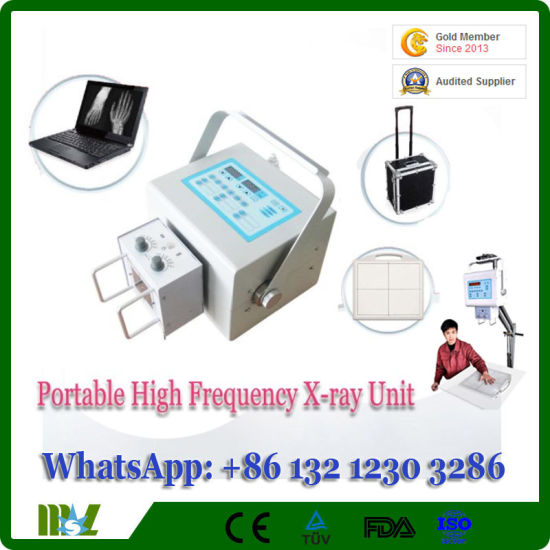 China 4kw Portable High Frequency X-ray Machine Cheap Price