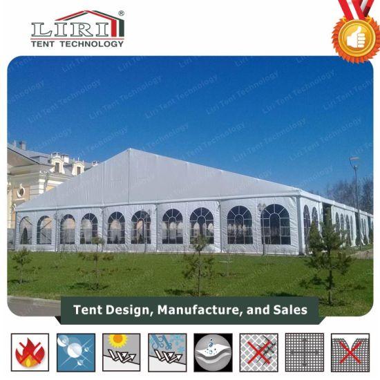 Wholesale 25X15 Aluminium Wedding Tents with Clear PVC Window Sidewalls  sc 1 st  Liri Tent Technology (Zhuhai) Co. Ltd. & China Wholesale 25X15 Aluminium Wedding Tents with Clear PVC ...