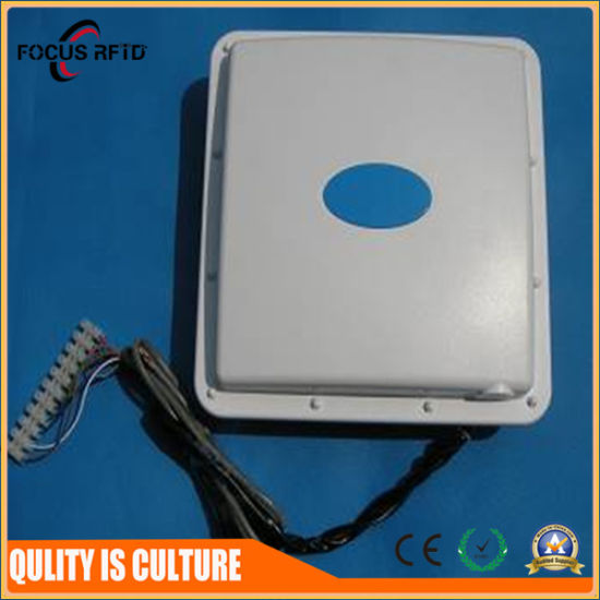 Active Long Distance RFID Reader 2.45GHz with TCP/IP, Wiegand 26 for Parking System