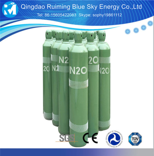 Nitrous Oxide For Sale >> China Medical Nitrous Oxide N2o Gas Cylinder Laughing Gas For Sale