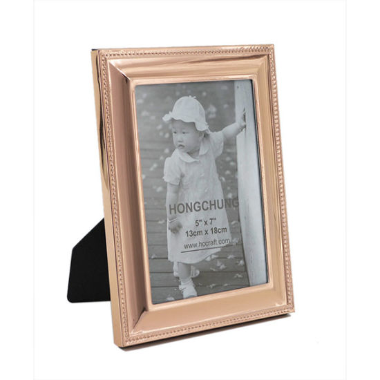 New Design Metal Picture Frame for Home Deco pictures & photos
