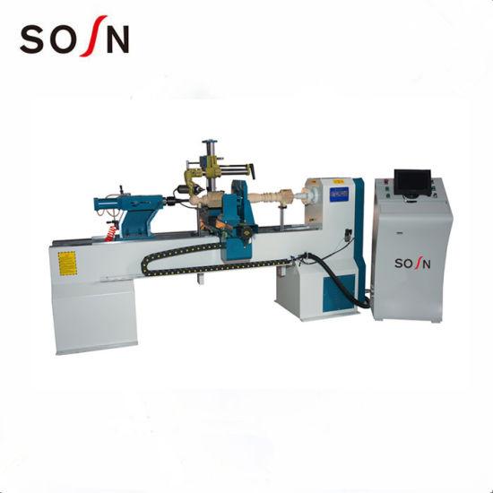 China Cnc Wood Turning Lathe Machine For Woodchair Cnc 415k China