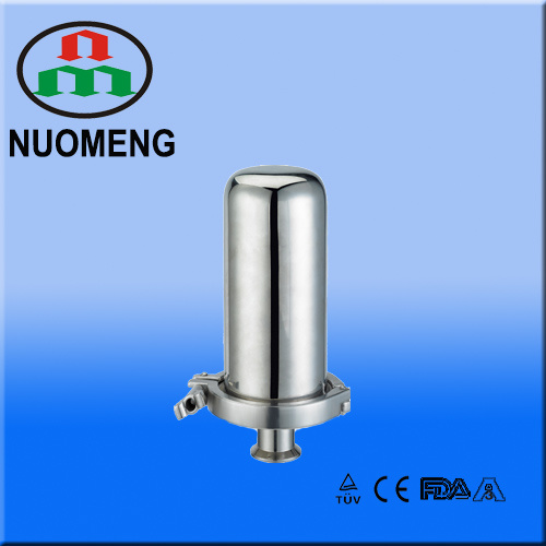 Sanitary Stainless Steel Clamp Rebreather (3A-No. NM140202-Height1)
