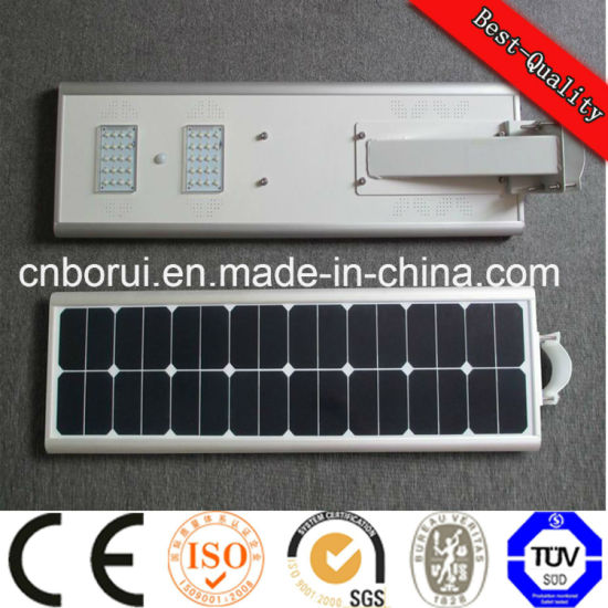 LED Solar Street Light All in One Saber-Abrec Supplier pictures & photos