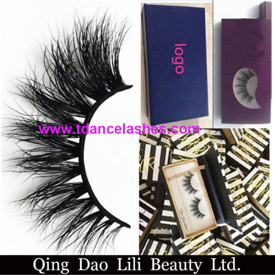 80f990b0775 2018 Premium Wholesale Eyelashes Create Your Own Brand 3D Mink Lashes  pictures & photos
