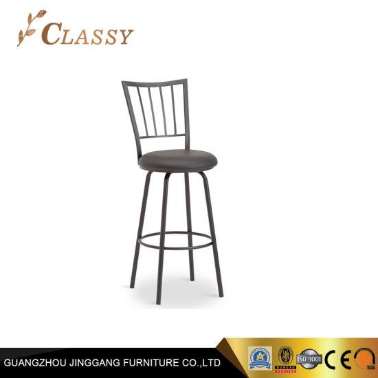 Strange China Black Modern Leather Bar Chair Coffee Shop Leisure Forskolin Free Trial Chair Design Images Forskolin Free Trialorg