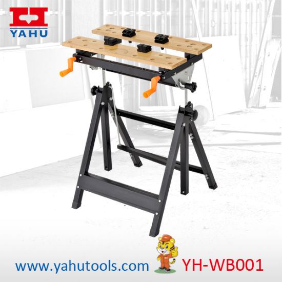 Admirable Ajustable Foldable Stability Carpentry Work Bench Machost Co Dining Chair Design Ideas Machostcouk