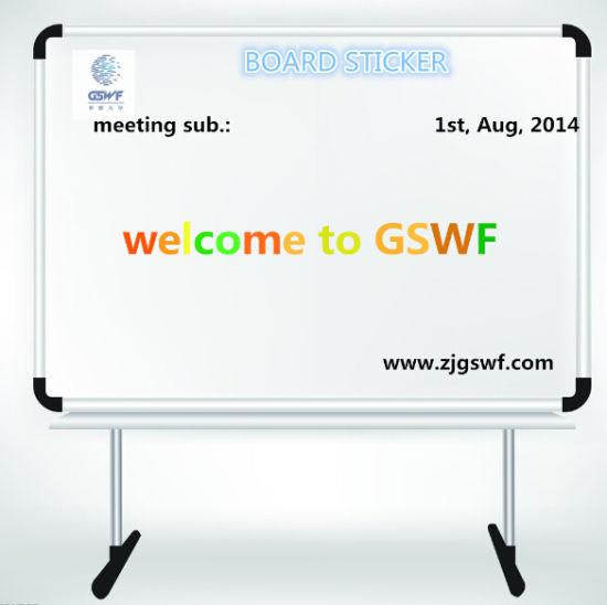 Dry Erase Whiteboard Sticker for Whiteboard Resurface (WF-WT)