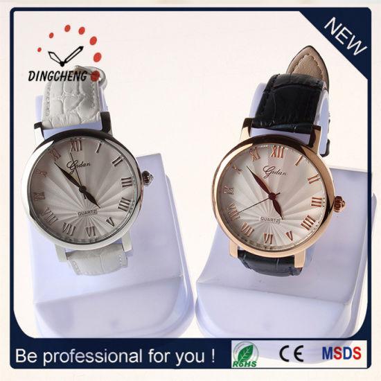 2016 Trendy Bracelet Wristwatch Quartz Watch Women Watch (DC-1029)