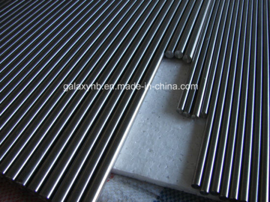 Super Duplex Stainless Steel Polish Bar Uns32760 ASTM A789 pictures & photos