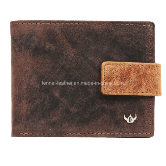 Hot Selling Leather Wallet Ladies (EU4191) pictures & photos