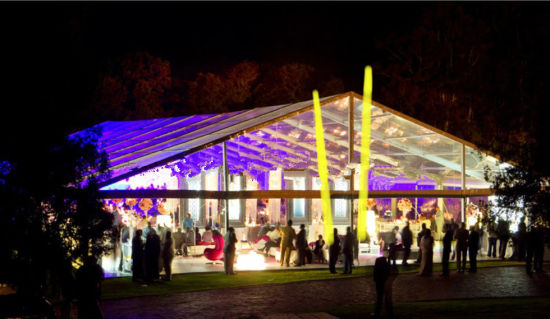 Large Aluminium Frame PVC Party Tent with Lighting and Flooring pictures & photos