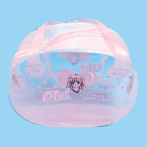 Custom PVC Waterproof Cosmetic Pouch pictures & photos