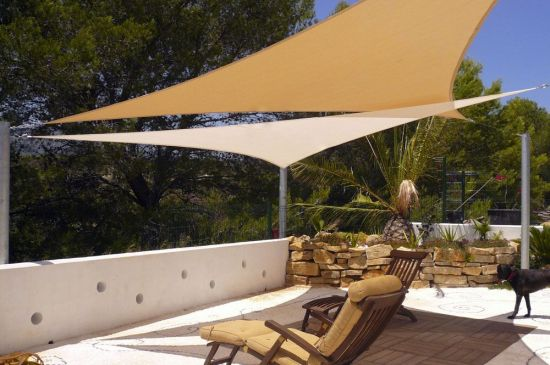 High Quality Sun Shade Cloth for Sightseeing, Rest