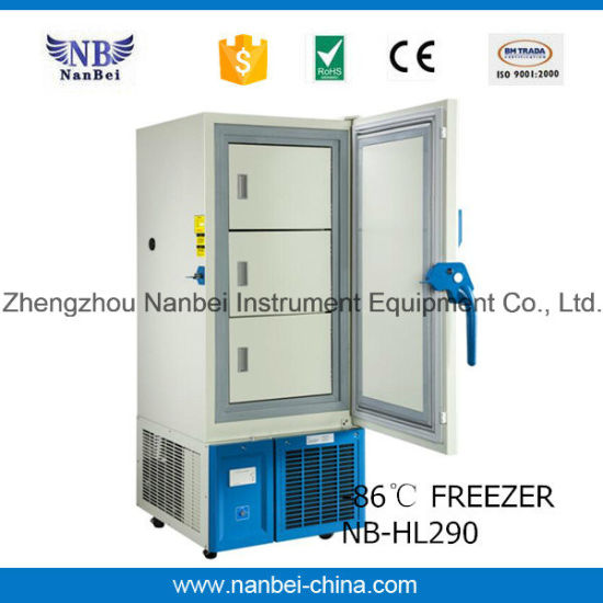 Medical Using Ultra Low Temperature Laboratory Mini Deep Freezer pictures & photos