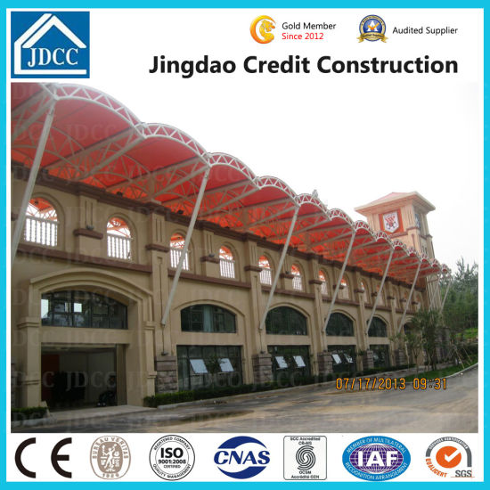 New Design Jdcc Brand Prefabricated Light Steel Structure Gymnasium Building pictures & photos