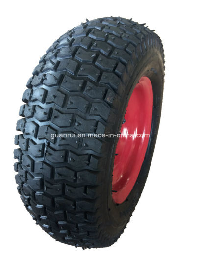 Mini Type Wheel Rims 13 Inch Agricultural Tractor Wheel 5.00-6