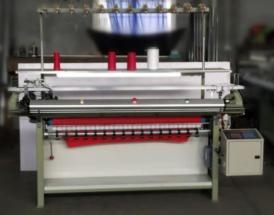 China 16g Auto Computerized Collar Flat Knitting Machine China