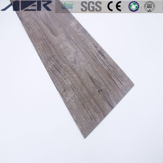 Super Waterproof Anti Slip Spc Wpc Vinyl Plank Flooring 8mm Thickness