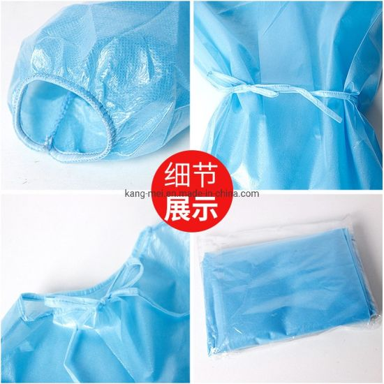 PPE/PP Disposable Protective Clothing for Civilian Use