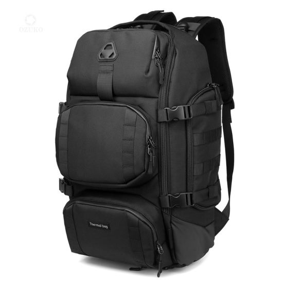 Male Men Outdoor Large Size Capacity Travel Sports Luggage Backpack Pack Bag Camping Hiking Tactical Bag Backpack Pack (CY9911)