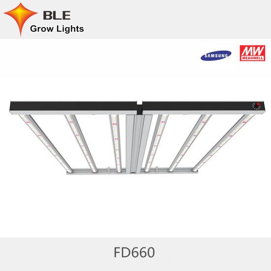 Gavita PRO 1700e Full Spectrum Samsung Lm301b 880W LED Grow Lights Strip for Greenhouse