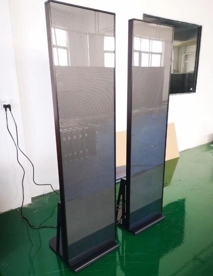 Shopping Mall P2.0 /P2.5mm Indoor LED Video Advertising Poster Screen