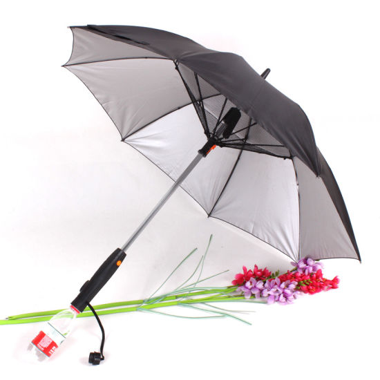 Spray Fan Umbrella with Fan and Spray Device Umbrella Sun Protection Cooling Fan Umbrella Creative Hot Style Umbrella