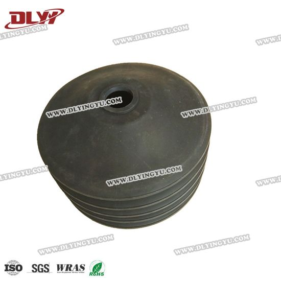 Neoprene FKM Nitrile Edpm Silicone Rubber Expansion Joint Boots Bellows