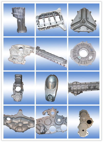Ductile Iron Investment Casting Sand Casting Pattern