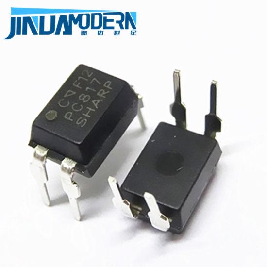 EL817 PC817 Output 5000vrms 1 Channel 4-DIP Electronic Components