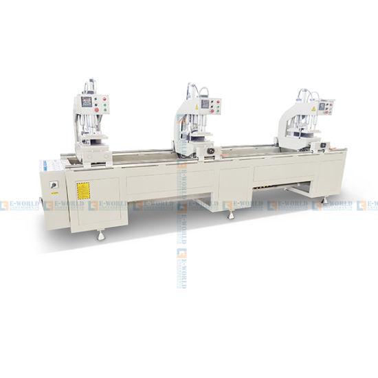 PVC UPVC Window Machine Plastic Window Welding Machine with Low Cost