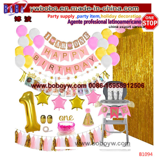 Wholesale Novelty Party Supply Birthday Christmas Party Gift Holiday Home Decoration (B1094)