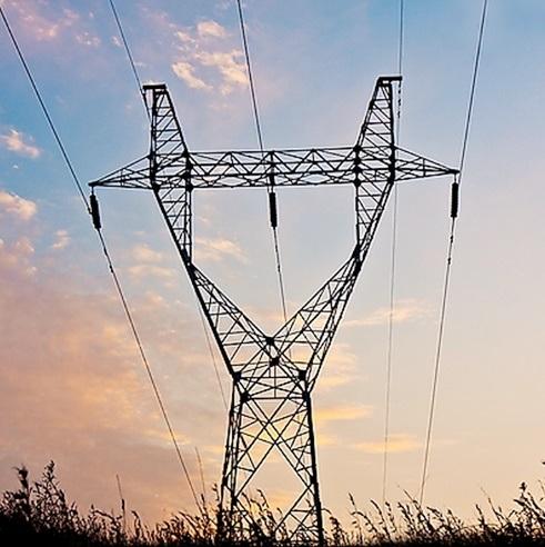 500kv 220kv Power Transmission Line Angular Steel Tower Electricity Power Steel Tower