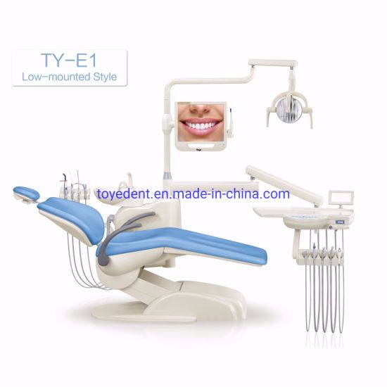 2018 Hot Medical Ce&ISO Dental Chair with Multifunctional Implant System
