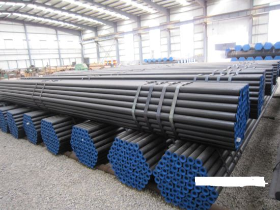 Cold Rolled Galvanized/Precision/Black/Carbon En10305 DIN17175 St35 St52 A519 4130 Seamless Carbon Precision Steel Tube and Fitting
