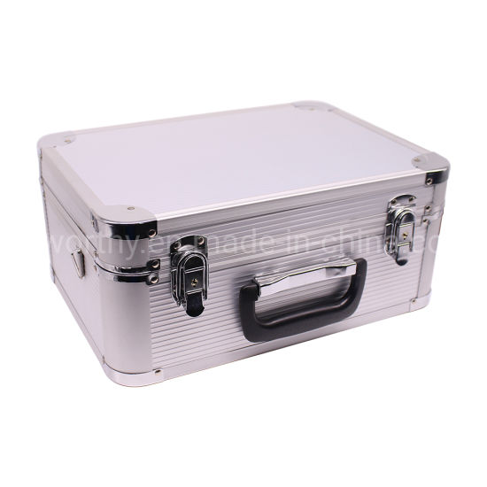 2018 New Fashion Style Custom Aluminum Tool Case with Foam
