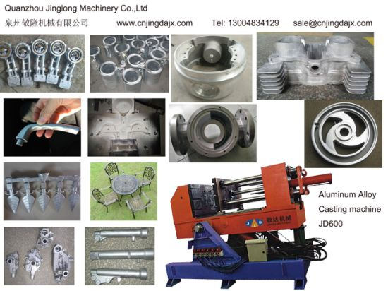 Die Casting Machine for Aluminum Castings (JD-550) pictures & photos