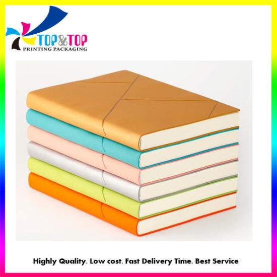 Factory Price Brochure Hardcover Book Magazine Notebook Service Catalog Catalogue Photo Album Paper Printin pictures & photos