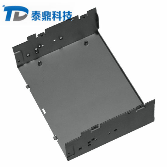 Case Shell Processing Galvanized Sheet Cutting Riveting Bending Processing Custom Sheet Metal pictures & photos