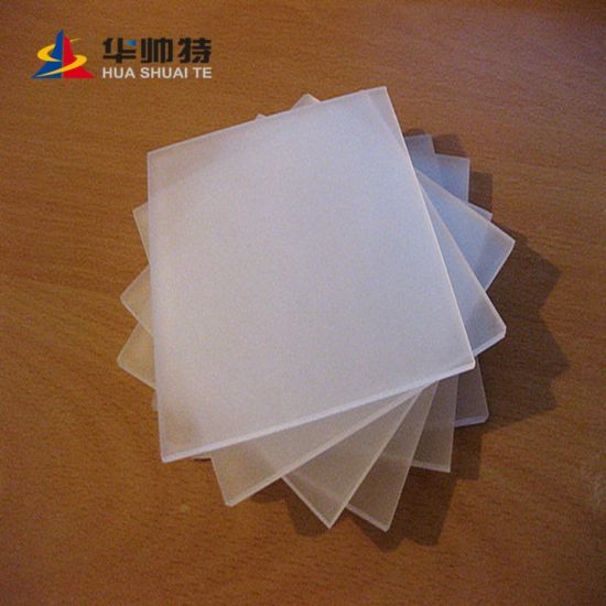 China Frosted 3mm 5mm 8mm 10mm High Clear Acrylic Plexiglass Sheet 122 244 China Plexiglass Acrylic Sheet