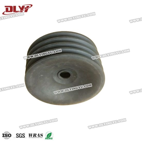 Black High Quality NBR/FKM/Silicon Rubber Bellow-Type Expansion Joint/ Dust Bellow From China Manufacture
