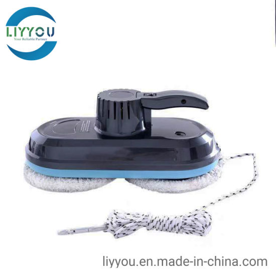 Wet and Dry Intelligent Window Cleaner Robot Smart Robotic Vacuum Cleaner with Mop