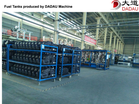 Car Oil Tanks Blow Molding Production Line From a to Z