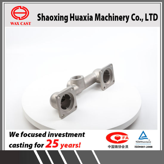 OEM Lost Wax Casting Precision Casting Stainless Steel Investment Casting Valve Fitting Parts