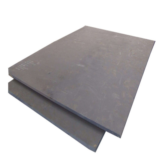 Q235B/A36/Ss400 Hot Rolled Carbon Steel Plate Good Sales