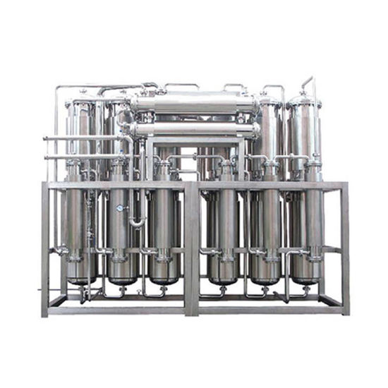 High Output RO Seawater Desalination Plant