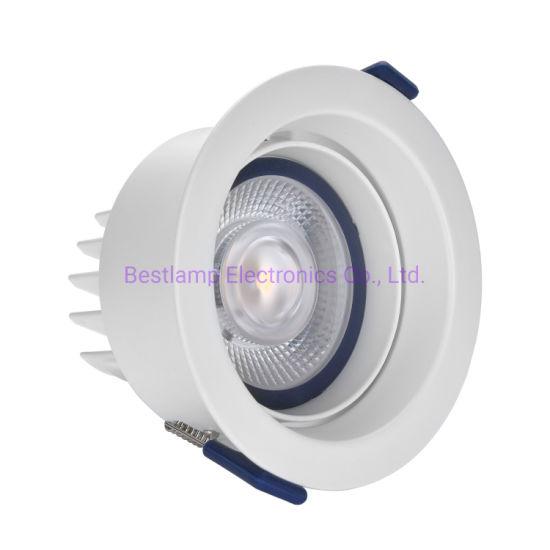 Indoor Light LED Down Lights 15W COB Round LED Ceiling Light