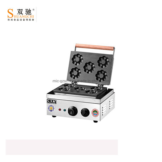 New Style Crispy Machine/Cake Making Machine for Wholesale pictures & photos